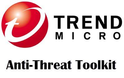 Trend Micro Anti-Threat Toolkit 1.62.0.1203