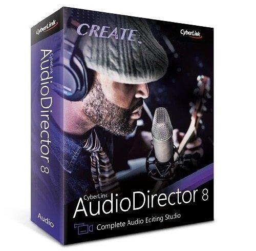 CyberLink AudioDirector Ultra 8.0.2406.0 Multilingual