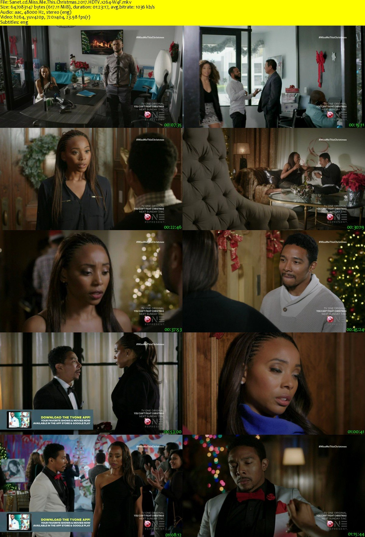 Miss Me This Christmas.Download Miss Me This Christmas 2017 Hdtv X264 W4f Softarchive