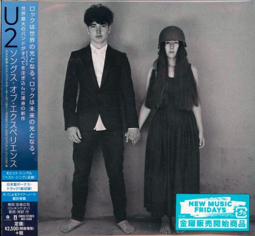 U2 - Songs Of Experience (Japanese Edition) (2017) (FLAC)