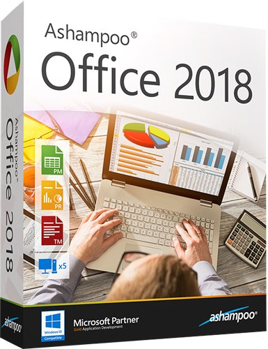 Ashampoo Office Professional 2018 Rev 917.1121 Multilingual