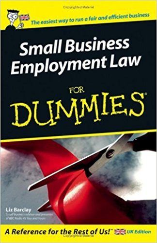 Liz Barclay – Small Business Employment Law for Dummies