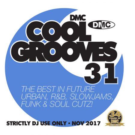VA - DMC Cool Grooves 31 (2017)