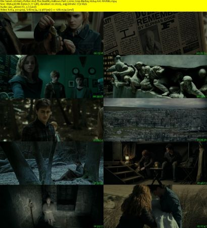 harry potter and the deathly hallows part 1 720p english subtitles