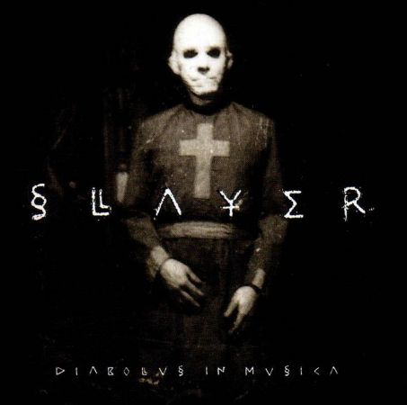 Slayer - Diabolus in Musica (1998) [Japanese Edition]