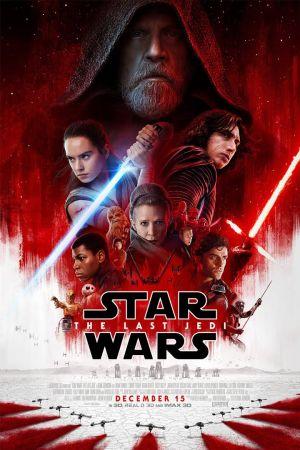 Star Wars: The Last Jedi (2017) HDCAM AC3 RUS