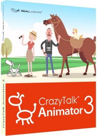 Reallusion CrazyTalk Animator 3.22.2426.1 Pipeline (MacOSX)
