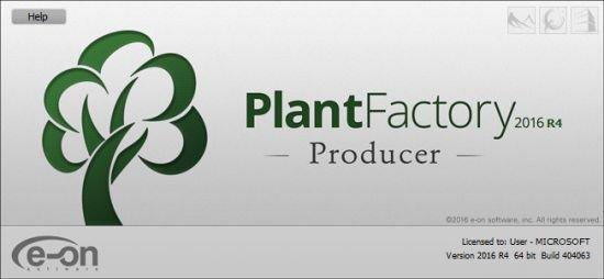PlantFactory Producer 2016 R4 Build 404063 Multilingual