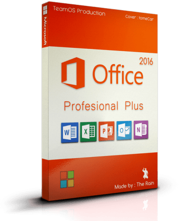 Microsoft Office Professional Plus 2016 (x86x64) v16.0.4591.1000 Dec2017