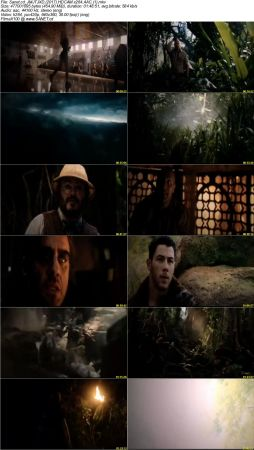 Jumanji Welcome to the Jungle 2017 Latin HD-CAM [CraZzy Boy]