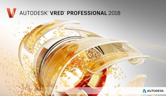 Autodesk VRED Products 2018.4 (x64)