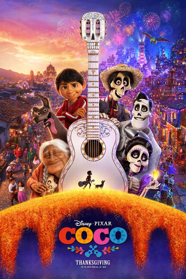 Coco 2017 4k WEB-DL 2Audios.AAC H264