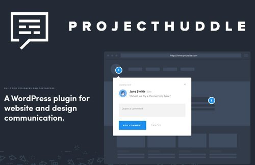 ProjectHuddle v2.7.1.2 - WordPress Plugin For Website & Design Communication