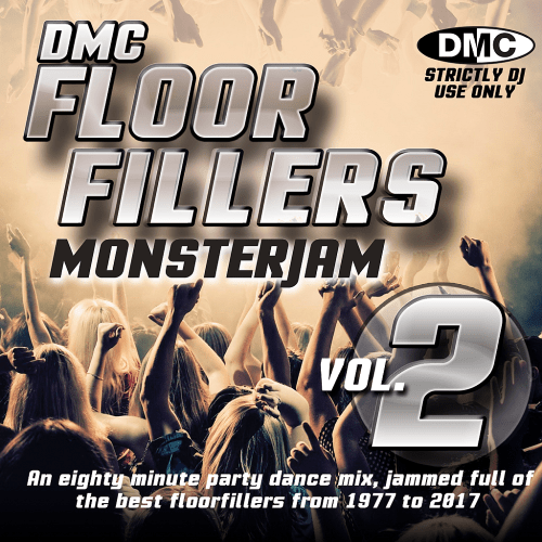 VA - DMC Floorfillers Monsterjam Vol 2 1977-2017