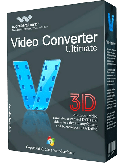 Wondershare Video Converter Ultimate 10.2.1.158 Portable
