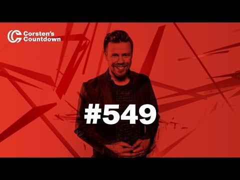 Ferry Corsten - Corsten's Countdown 549 (2018)