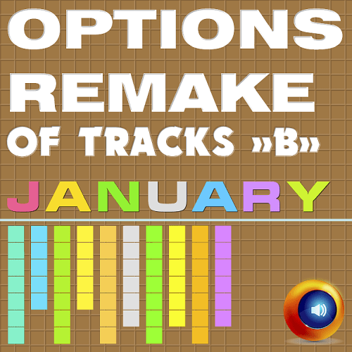 VA - Options Remake Of Tracks January -B- (2018)