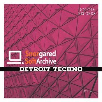 VA - Detroit Techno Vol 10 EP (58) (2018)