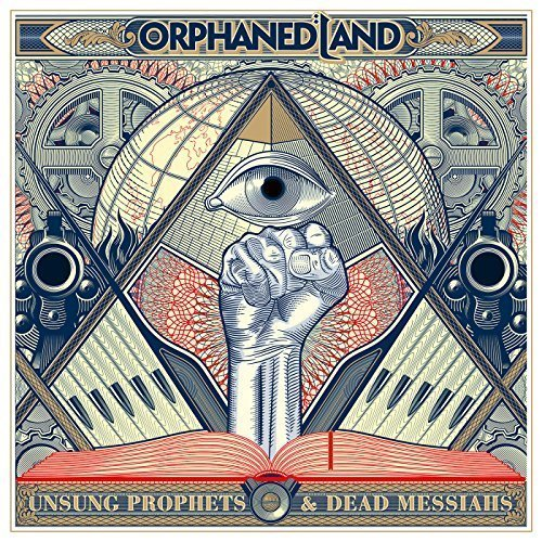 Orphaned Land - Unsung Prophets and Dead Messiahs (2CD Limited Edition) (2018)