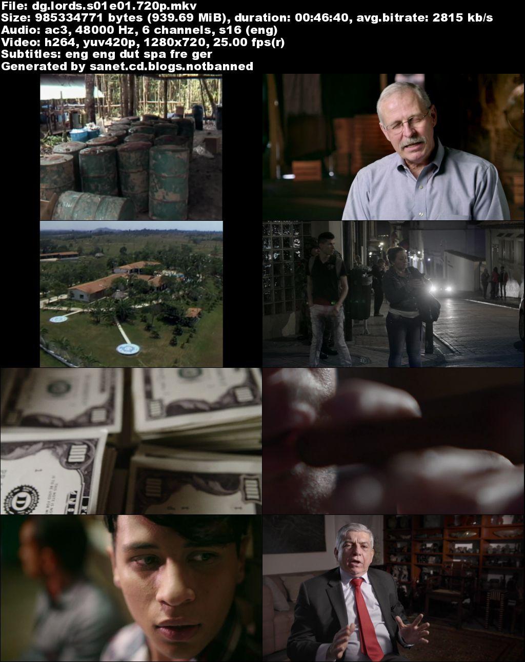 Download Netflix - Drug Lords Series 1 (2018) 720p NF WEB-DL