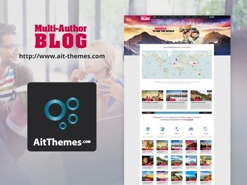 Ait-Themes - Multi-Author Blog v1.87 - WordPress Blog Theme