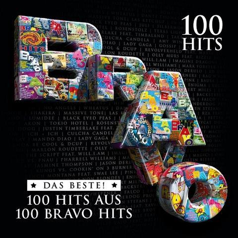 VA - Bravo 100 Hits [5CD] (2018)
