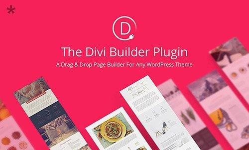ElegantThemes - Divi Builder v2.0.56 - A Drag & Drop Page Builder Plugin For WordPress