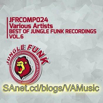 VA - Best Of Jungle Funk Recordings Vol. 6 (2018)