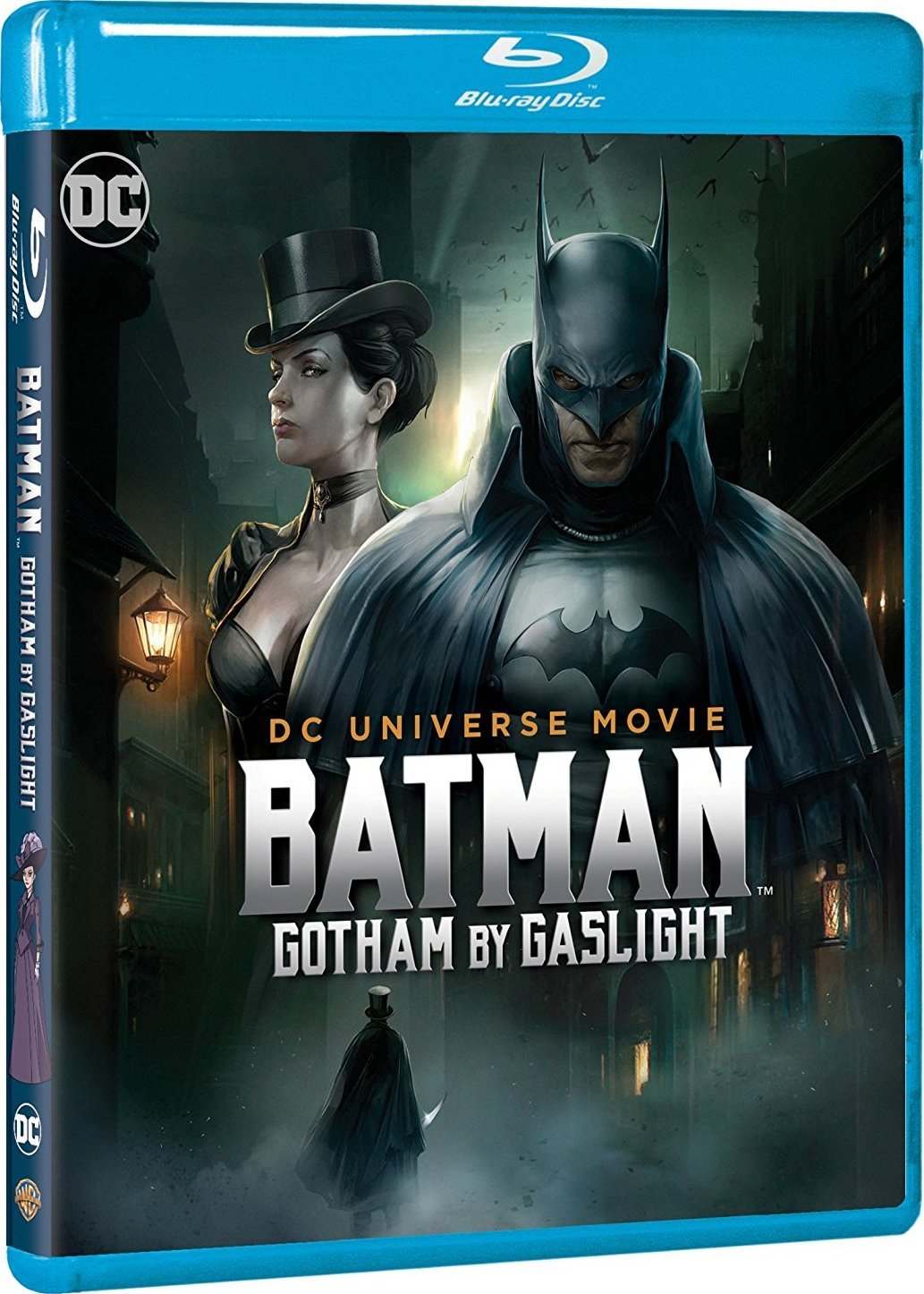 Batman Gotham by Gaslight 2018 2160p UHD HDR BluRay