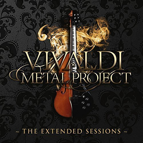 Vivaldi Metal Project - The Extended Sessions (2018)
