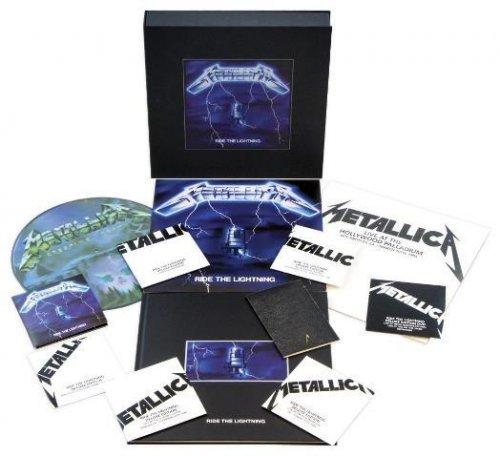 Metallica - Ride The Lightning (6CD Box Set) (2016) CD-Rip