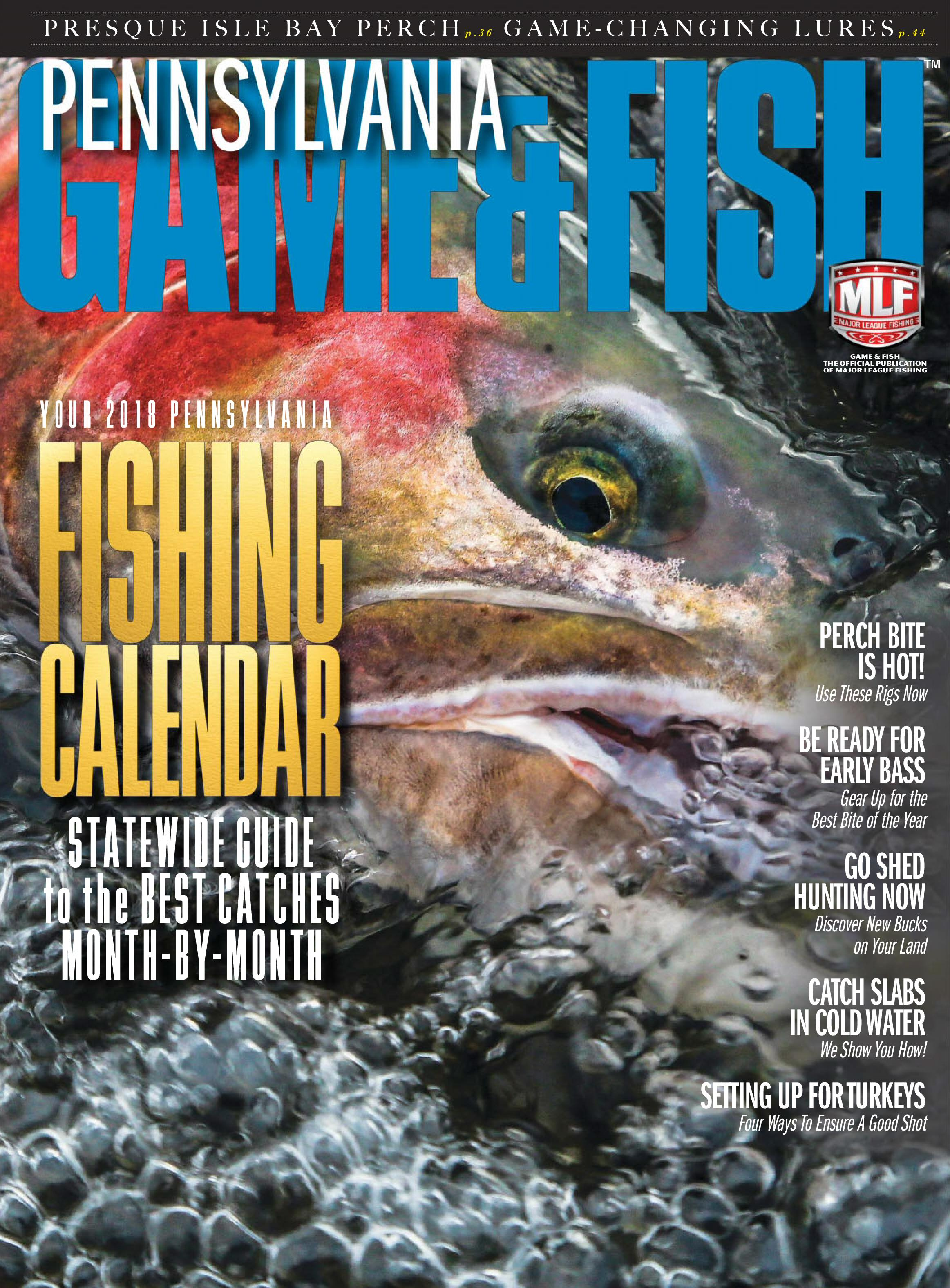 Download pennsylvania game fish february 2018 for Pa game and fish