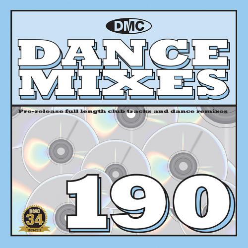 VA - DMC Dance Mixes Vol 190 (2017)