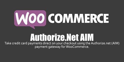 WooCommerce - Authorize.Net AIM v3.12.2