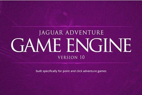 Jaguar v10 - Adventure Game Engine - CM 2076584