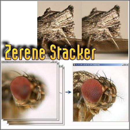 Zerene Stacker Pro 1.04 build T201711041830 Portable