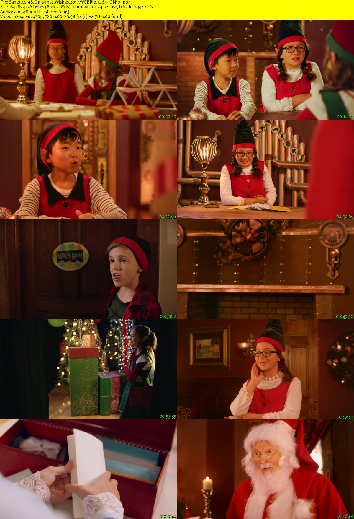 48 Christmas Wishes.Download 48 Christmas Wishes 2017 Webrip X264 Ion10