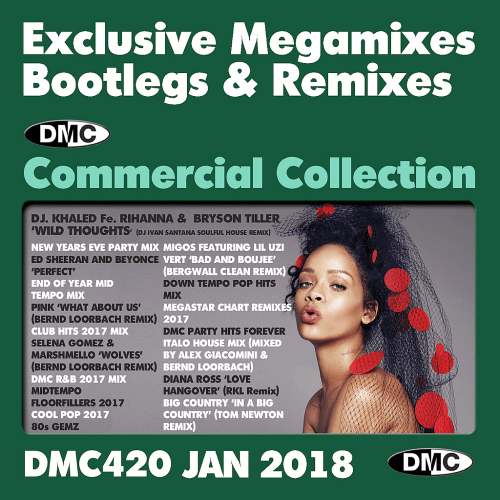 VA - DMC Commercial Collection 420 (2017)