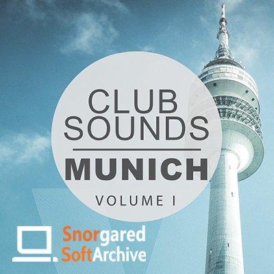 VA - Club Sounds Munich Vol. 1 (2018)