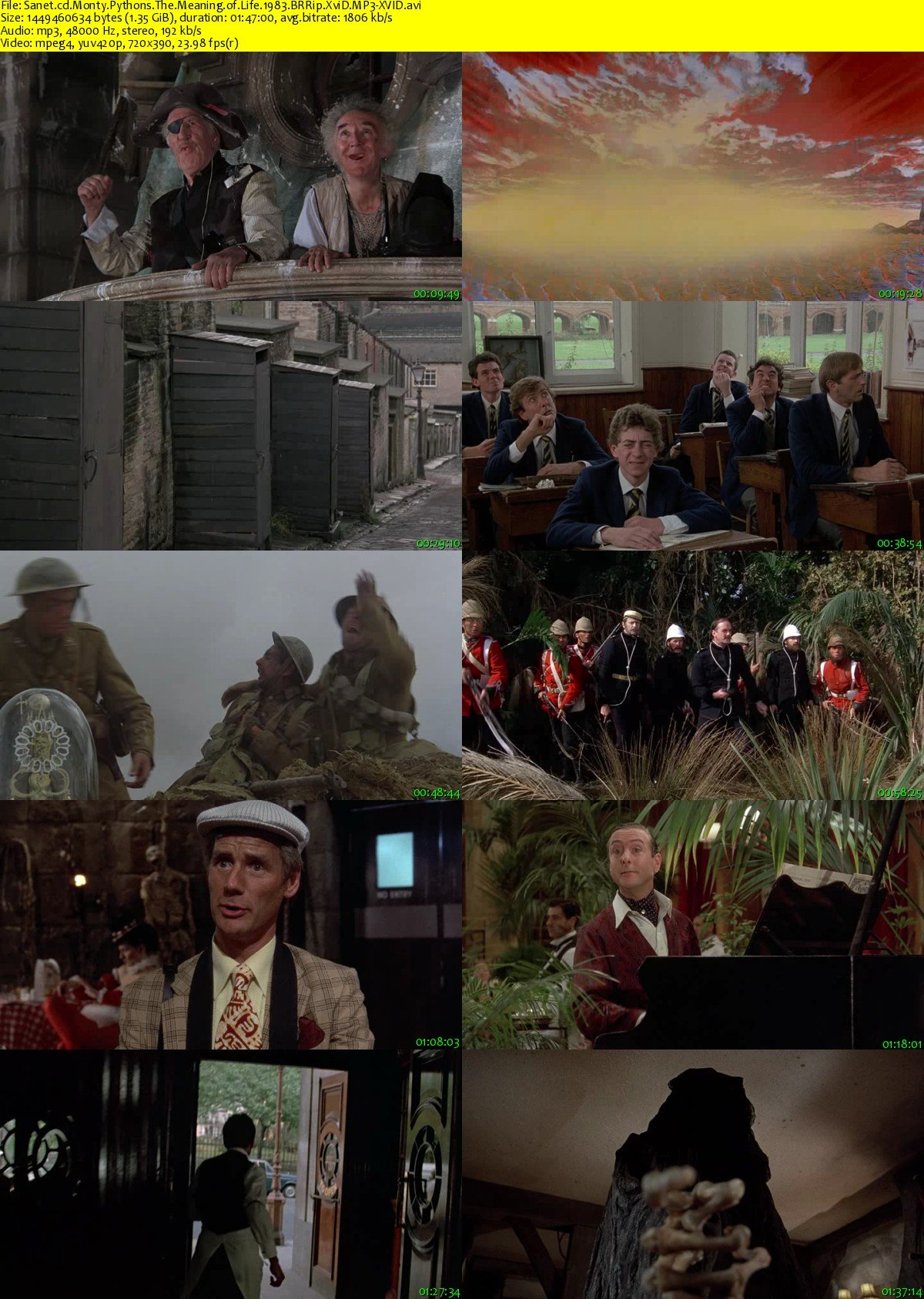 download monty pythons the meaning of life 1983 brrip xvid