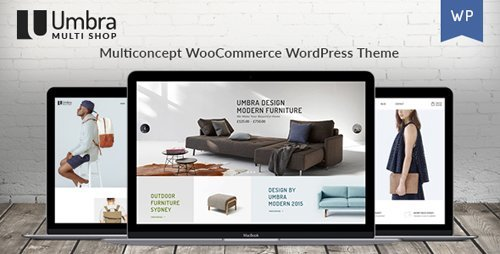 ThemeForest - Umbra v1.4.1 - Multi Concept WooCommerce WordPress Theme - 16702814