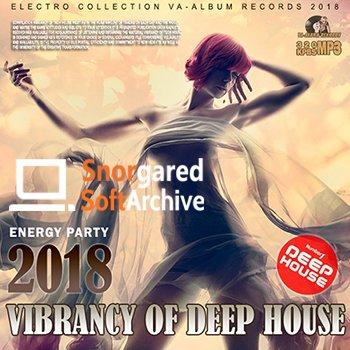 VA - Vibrancy Of Deep House (2017)
