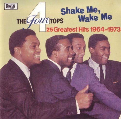 The Four Tops - Shake Me, Wake Me 25 Greatest Hits 1964-1973 (1995)
