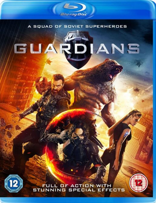 Image result for The Guardians (2017) blu ray