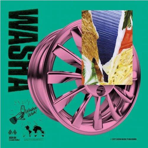 VA - Gqom Oh X Crudo Volta Washa Mixtape (2018)