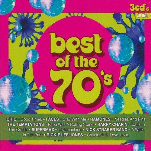 VA - Best Of The 70s [3CD] (2017)
