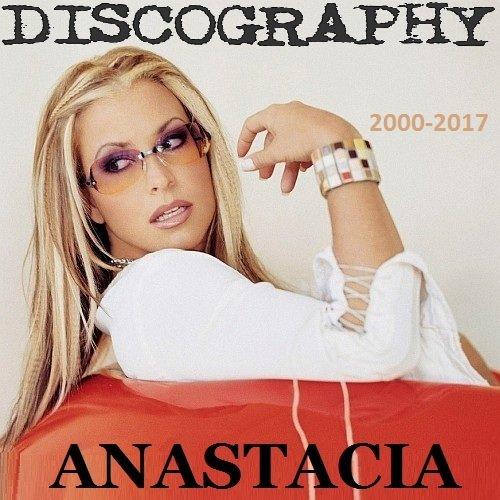 Anastacia - Discography (2000-2017) MP3