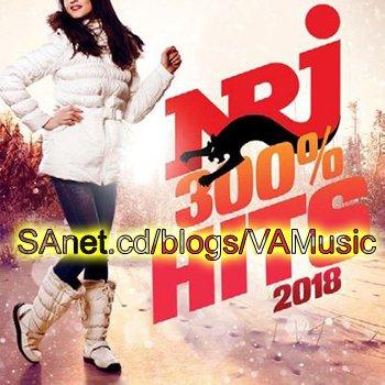 VA - NRJ 300% Hits 2018 (3CD)