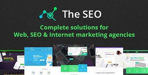 ThemeForest - The SEO v2.7 - Digital Marketing Agency WordPress Theme - 13870880