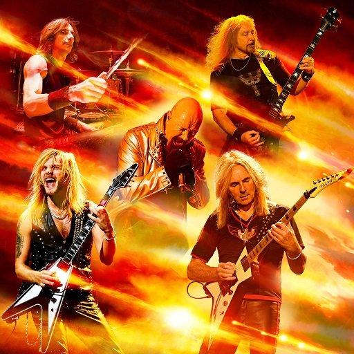 Judas Priest - Lightning Strike (Single) (2018)